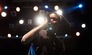 Flohio performing in London in June.