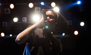 Flohio in concert in London.