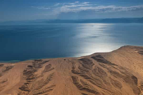 The headland where Neom will be built