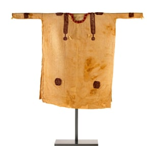 Everyday relics … child's tunic, wool, Egypt, fifth–sixth century AD.