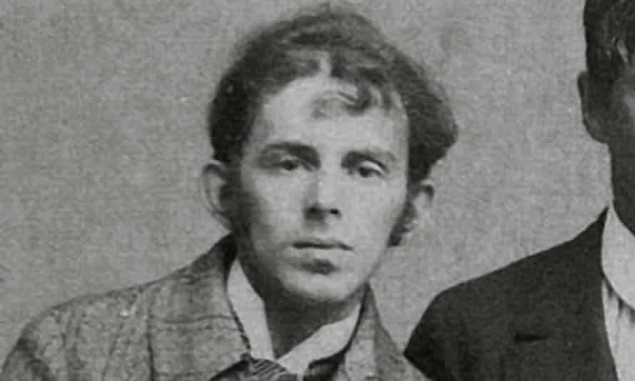 Osip Mandelshtam, pictured in 1914.