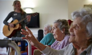 Care home bosses want the extra funding from the budget to go to frontline services.