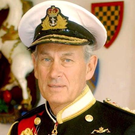 Admiral Lord Boyce.
