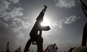 Houthi fighters in Yemen claim to have fired the missile into Saudi territory.