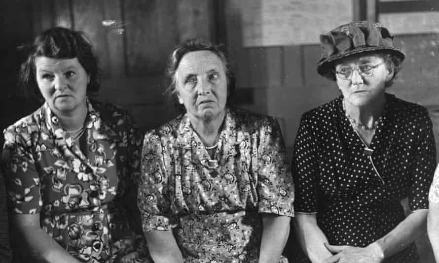 Three members of Bishop Itchington parish council
