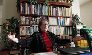 Helen Radkey at her home in Holladay, Utah.