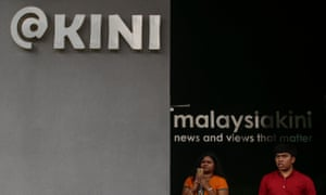 The Malaysiakini website has been targeted in the country's 'special cyber court', which Amnesty described as a tool to shut down dissent.