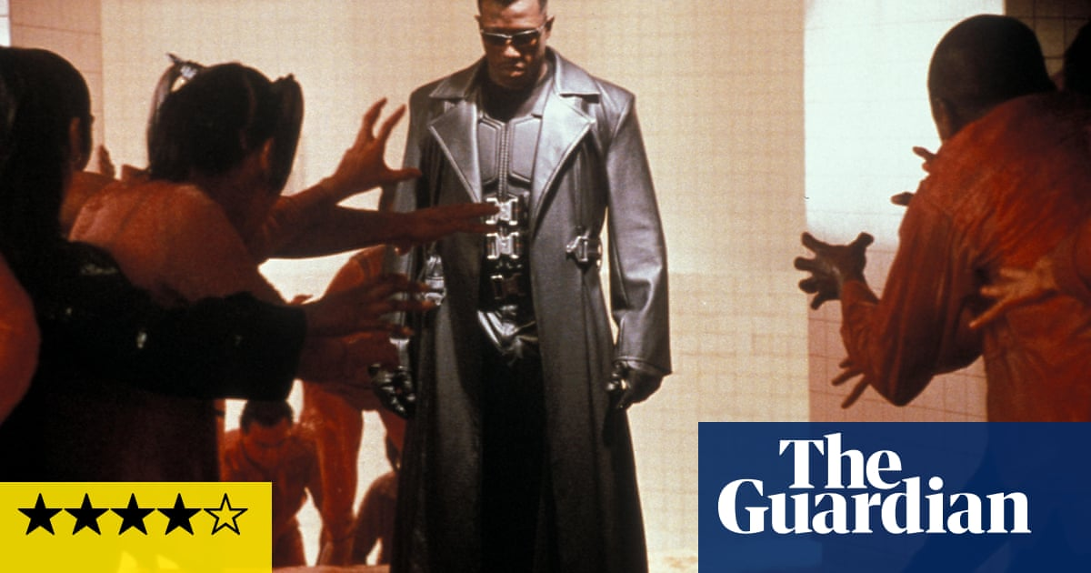 Blade review – Wesley Snipes is back in excitingly macabre vampire horror