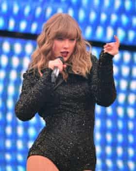 'I did something bad' ... Taylor Swift.