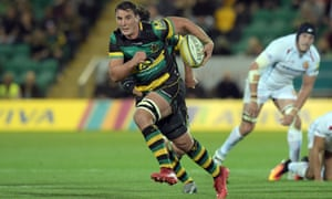 The France No8 Louis Picamoles has settled in quickly with Northampton since joining the Premiership club in the summer