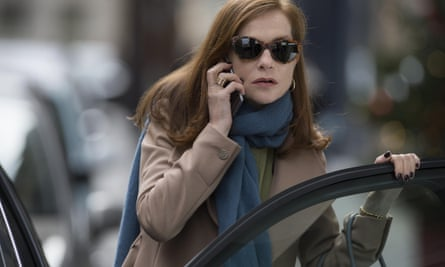 'Elle is uproarious, galvanic and guaranteed to spark debate' ... Isabelle Huppert in Elle