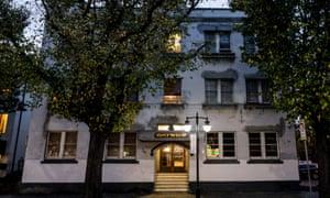 The former Gatwick hotel