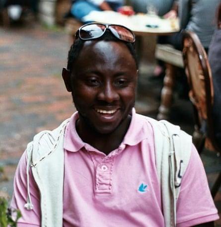Luqman Onikosi, the Nigerian student fighting deportation
