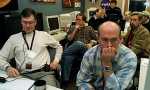 In 1999 the Mars Polar Lander team lost contact with their probe.
