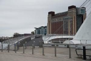 The BALTIC Centre for Contemporary Art in Gateshead