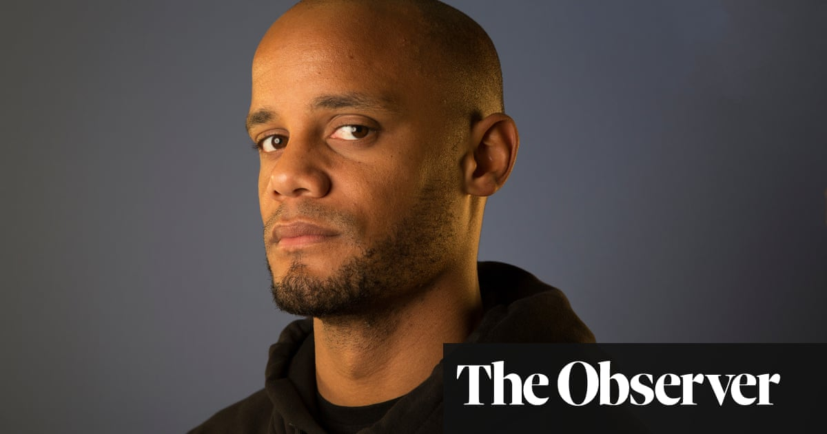 Vincent Kompany: 'You never learn as much as when you get your arse kicked'