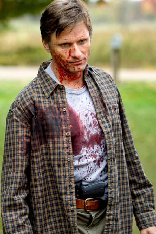 Viggo Mortensen in A History of Violence.