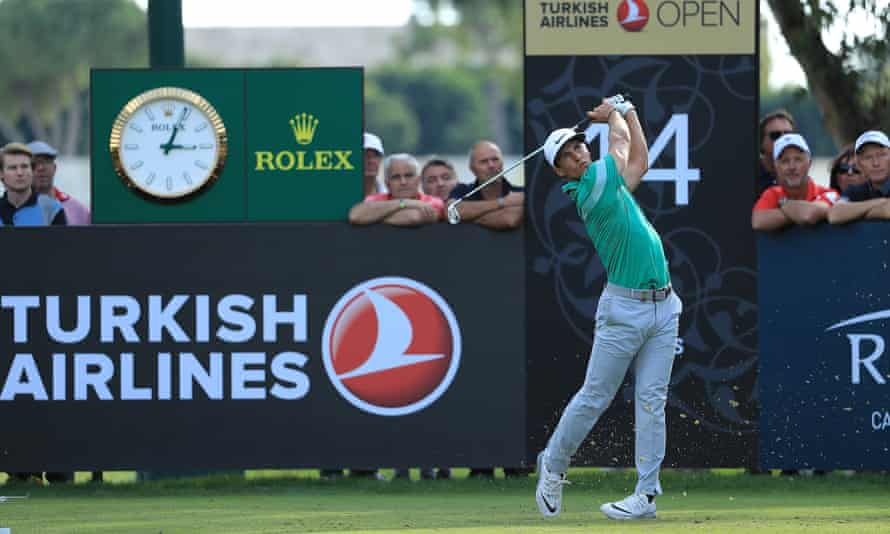Thorbjorn Olesen was a popular winner of the Turkish Airlines Open but the confusion over the event's staging and security did not aid the cause of the European Tour.