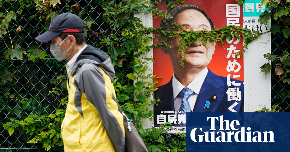Japan's race for new prime minister kicks off with tight battle for leadership