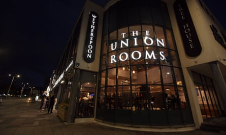 The Union Rooms.