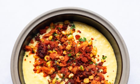 Nigel Slater's sweetcorn chowder