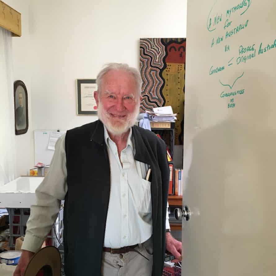 Geologist Jim Bowler