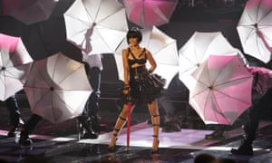 Rihanna's Umbrella could be useful, when Wet Wet Wet is All Around.