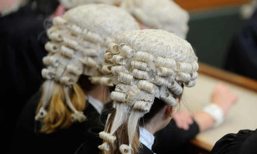 Magistrates reported that 25% of defendants who came before them in 2014 were unrepresented by a lawyer.