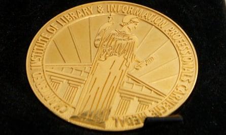 a Carnegie medal.