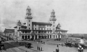 The Renaissance Revival-style Terminal Station.