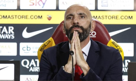 Unai Emery sings Monchi's praises with Arsenal seeking new technical director