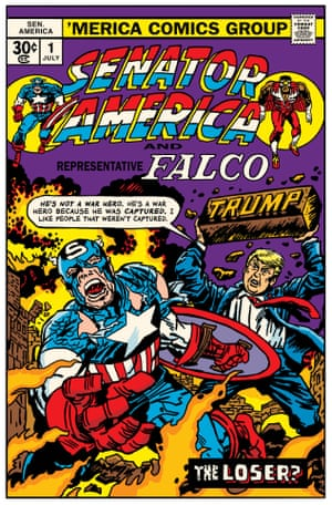 Jack Kirby and John Verpoorten cover for Captain America and the Falcon #212, Marvel Comics, August 1977