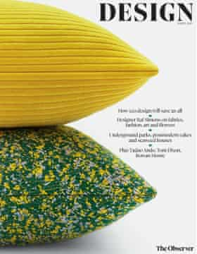 Front cover of Design a yellow and a green cushion