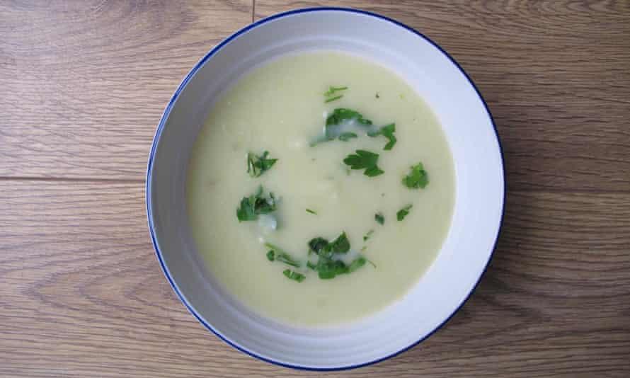 Jane Grigson's soup.