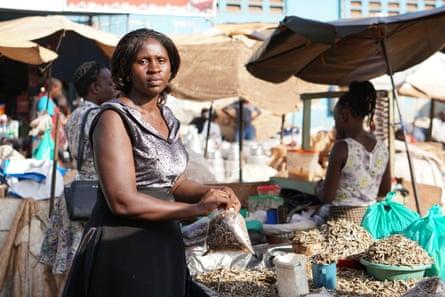 Catherine Nanzige, trader and Nakawa market committee member
