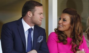 Wayne Rooney and his wife Coleen have been in the eye of a media storm since he was caught driving over the limit.