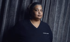 Roxane Gay: 'I have firm boundaries and I stick to them'.