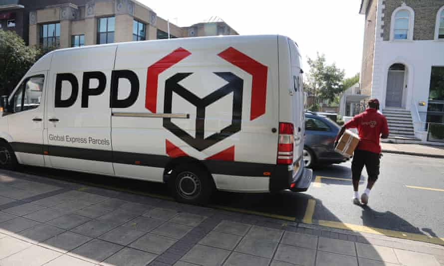 DPD said drivers in London would get a minimum of £10.20 an hour.