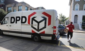 Dpd Mail River Island