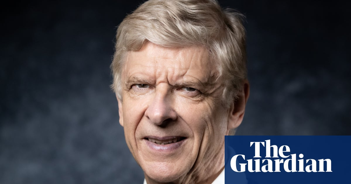 Arsène Wenger: 'All of us have competition. My toughest one was with myself'