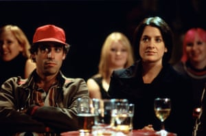 Stephen Mangan and Raquel Cassidy in Festival.