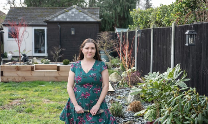 'I need to be outside': why a garden is worth saving up for