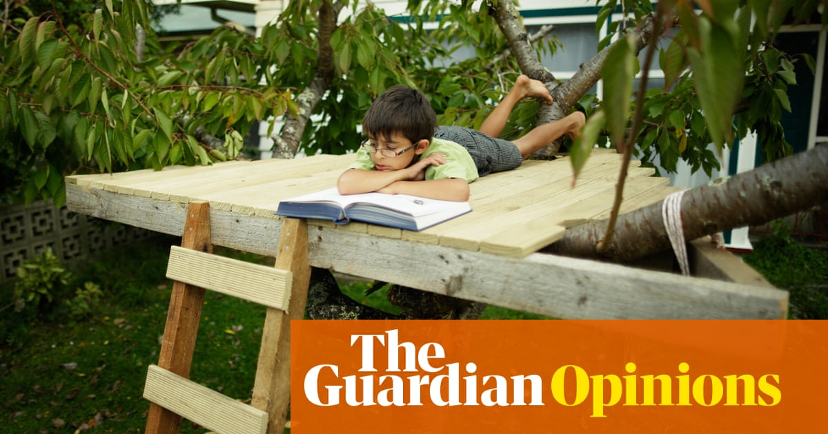 I stopped reading because I couldnt see myself in books. So I wrote one instead | Gary Lonesborough