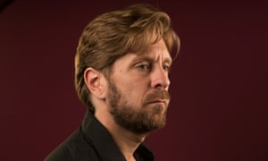Ruben Östlund photographed by Richard Saker for the Observer New Review.