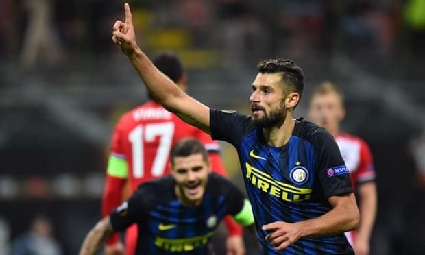 Southampton vs Inter Milan