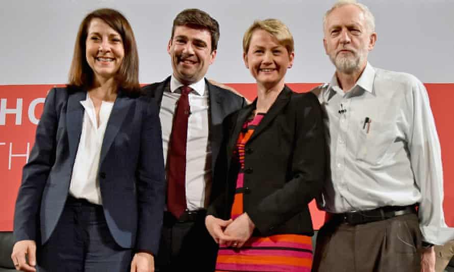 Labour leadership candidates