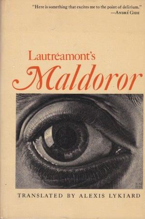 Les Chants de Maldoror by Comte de Lautréamont