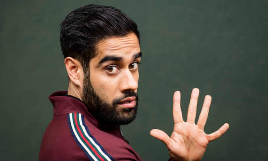 'You think, Why did I not do this before?' … Sacha Dhawan.