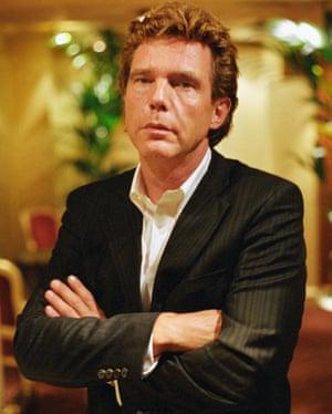 Endemol's co-founder and chairman, John de Mol