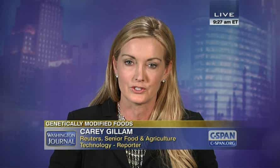 Monsanto adopted a multi-pronged strategy to target Carey Gillam, a Reuters journalist who investigated the company's weedkiller.
